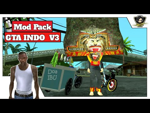 Cara Memasang Mod Gta Extreme Indonesia Android -- mod pack gta indonesia extreme v3 android - 동영상