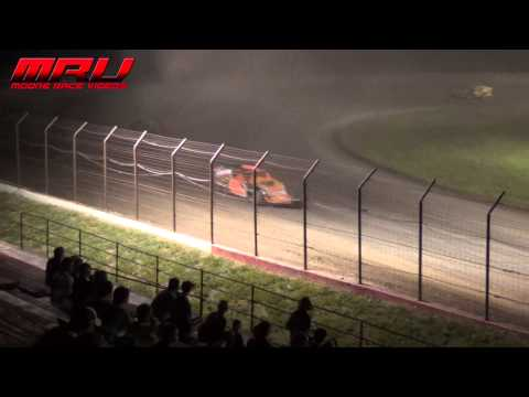 Modified Feature at Park Jefferson Speedway on July 26th