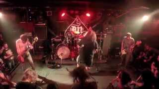 Sadhus (The Smoking Community) - Intro - Burned by Hand Live An Club 19-09-14