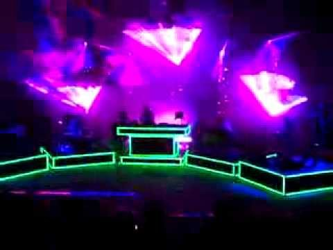 Pretty Lights LIVE BAND - Red Rocks 2013 - New Track