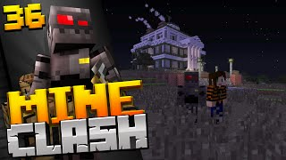 Minecraft Mineclash Episode 36: Halloween II