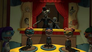 Hello Puppets Hits Scary...