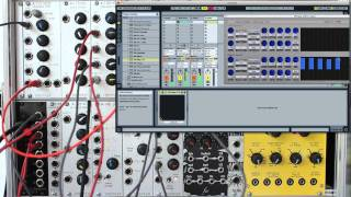 Modular patching with Expert Sleepers Silent Way and ES-3