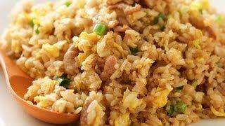 【楊桃美食網】炒出濃濃古早味的炒飯