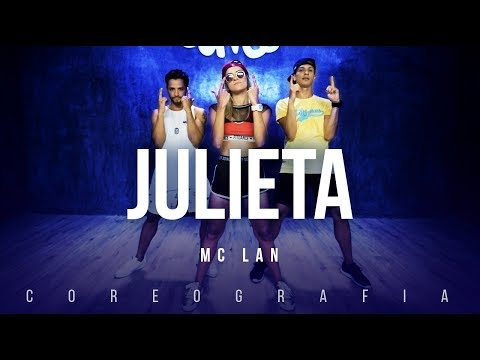 Julieta - Mc Lan | FitDance TV (Coreografia) Dance Video