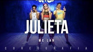 Julieta - Mc Lan | FitDance TV (Coreografia) Dance Video