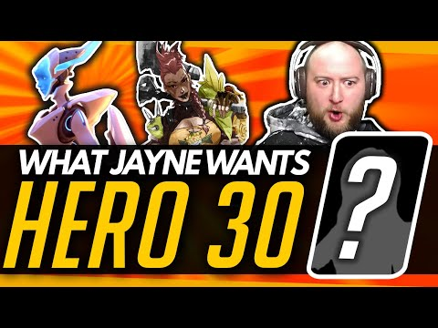 Overwatch | Jayne On PTR Balance Patch + What Hero 30 NEEDS To Be! thumbnail