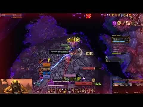 WoW Patch 7.3.5 - Seat of the Triumvirate +15 [+2] (Vengeance Demon Hunter PoV)
