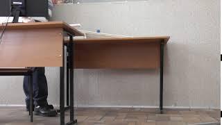 Дослідження руху тіла під дією сили тяжіння (дослід 3)