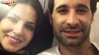 Porn Star Sunny Leone & Daniel Weber's SEXY EROTIC LOVE STORY