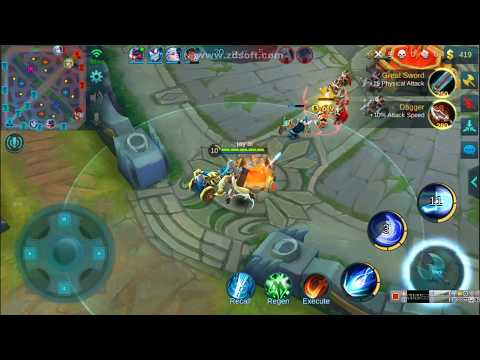 Mobile Legends On PC GamePlay 2017
