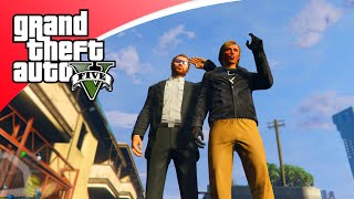 GTA V Online - DE DRUGS BAZEN BOB & TEUN (GTA 5 Freeroam, Roleplay)