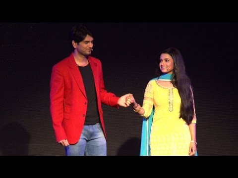 Stage performance by TV artists at Sony Pal event