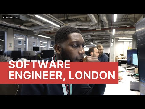 A Day in the Life of a Software Engineer in London | STARLIN