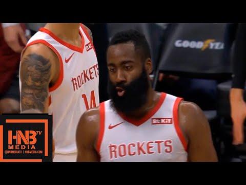 Houston Rockets vs Cleveland Cavaliers 1st Qtr Highlights | 11.24.2018, NBA Season