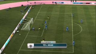#3 | Jimmy Briand Scorpion Kick - FIFA 12