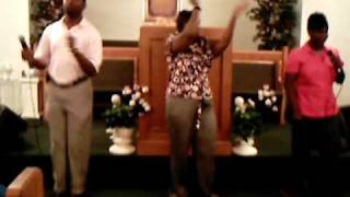 New Birth Praise Team-Bless that wonderful name of jesus