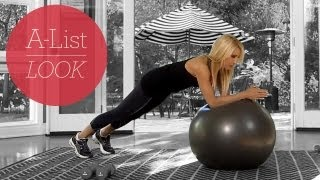 Hot in a Hurry Workout | A-List Look With Valerie Waters