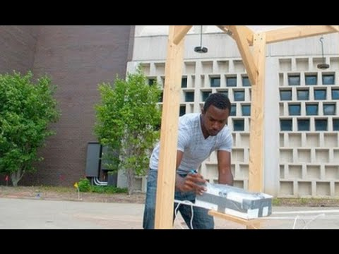 Student Creates Lens To Purify Polluted Drinking Water