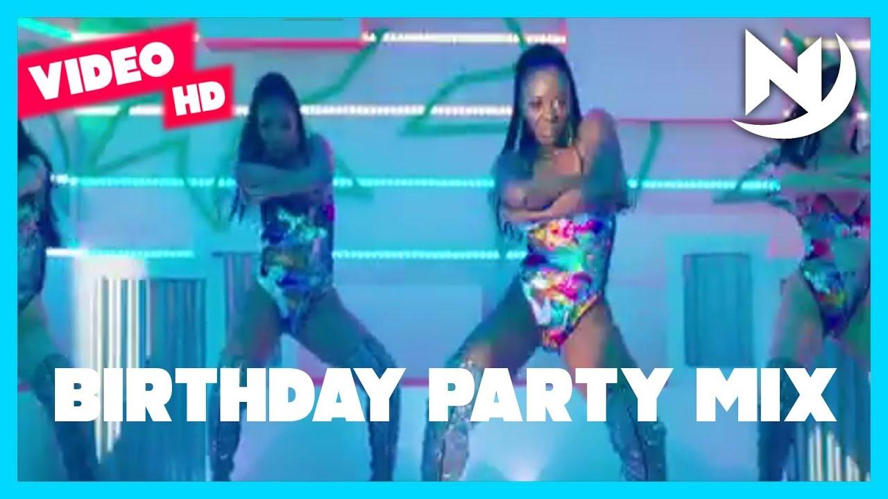 Special Birthday Hip Hop & Twerk Party Mix 2019   Best R&B Rap Black  Dancehall Music Club Songs