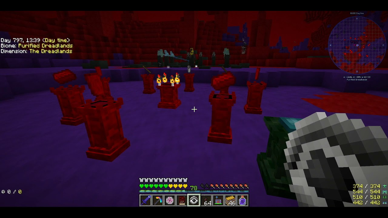 Repeat Project Ozone 3 - Ep11: Abyssalcraft Progression and