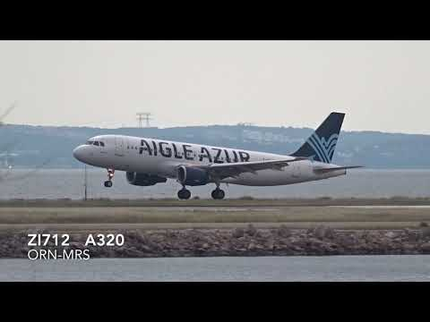 Aéroport De Marseille Provence MRS-LFML/Plane Spotting June 2018