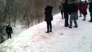 АВАРИЯ НА 95 КМ АЛАПАЕВСК -РЕЖ