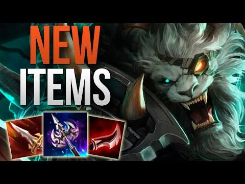 NEW LETHALITY ITEMS ARE OP ON RENGAR? | CHALLENGER RENGAR JUNGLE GAMEPLAY | Patch 9.23 S9