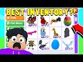 The RAREST Adopt Me INVENTORY You'll EVER See!! (99% COMPLETE)
