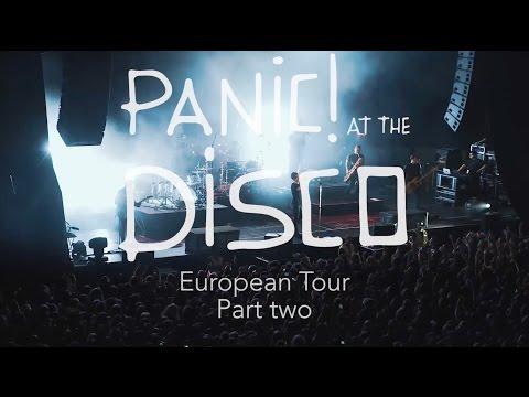 Panic! At The Disco - European Tour 2016 (Week 2 Recap) Thumbnail image