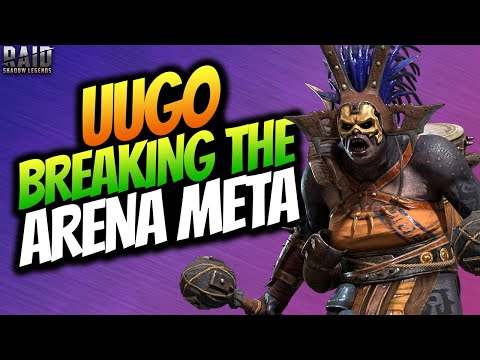 UUGO SPOTLIGHT & GUIDE   GAME CHANGER FOR THE CURRENT META   GOD TIER CHAMPION RAID SHADOW LEGENDS
