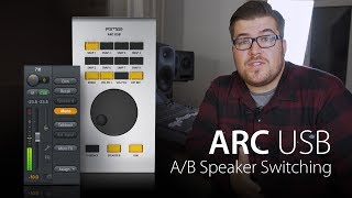RME Audio ARC USB - A/B Speaker Setup in TotalMix FX