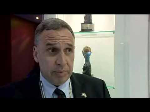 John Morgan, VP Commercial, Royal Jet @ ATM 2009