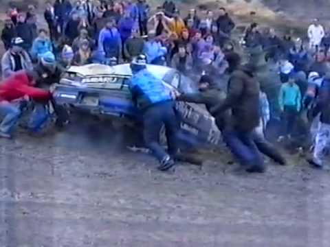 Top Gear Rally Report ( WRC , Rally GB ) 1991 , Day 3 , part 1 , Lombard RAC Rally