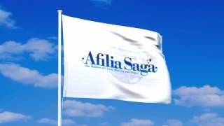 アフィリア・サーガの旗が風になびく動画。 アニメーションGIF、透過PNG...