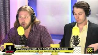 WWE's Monday Night Raw  After Show  for May 6th, 2013 | AfterBuzz TV