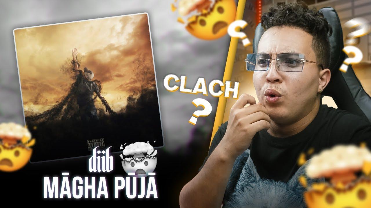 Diib - Māgha Pūjā (Reaction) | Clash...!
