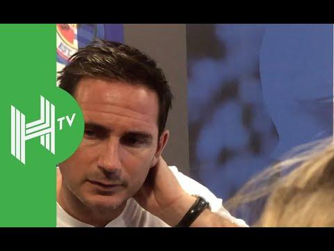 Frank Lampard: Chelsea fans must stop abusive chants