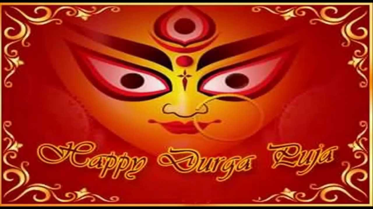 Happy durga puja 2015 sms greetings wishes images whatsapp happy durga puja 2015 sms greetings wishes images whatsapp video message kristyandbryce Images