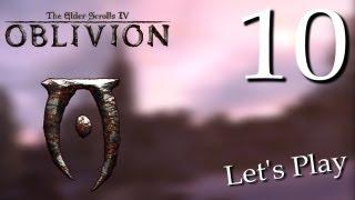 Прохождение The Elder Scrolls IV: Oblivion с Карном. Часть 10
