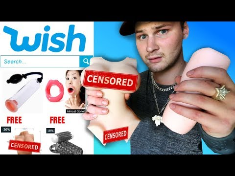 """I Bought EVERY Free """"ADULT"""" Item Off WISH!! (IS IT WORTH IT??!) from YouTube · Duration:  9 minutes 18 seconds"""