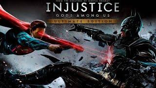 Injustice Gods Among Us CAMPAÑA COMPLETA VIVO