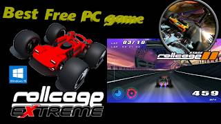 Best Free PC Games - Rollcage Extreme / Rollcage 2 in 1920x1080 on Windows 10