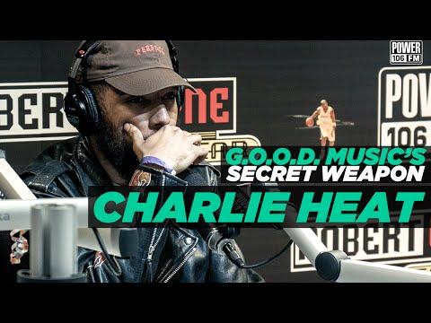 G.O.O.D.  Music's Secret Weapon - Charlie Heat