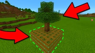 EASY HIDDEN TRAPS in Minecraft Pocket Edition (Command Blocks Trolling)
