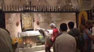 видео Мощи святителя Николая Чудотворца в городе Бари (Италия)