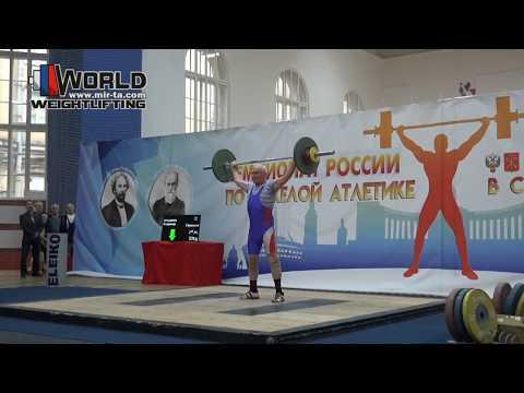 ЯРЫШКИН/YARISHKIN (67,М-80) 50R-53R-55х/55-60R-62х. Russian Champ.Masters 11-15.03.2020/S-Petersburg