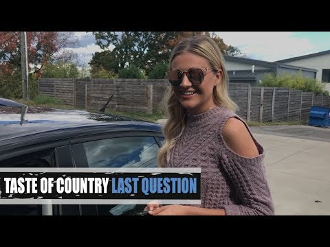 Kelsea Ballerini Once Dated Who? No Way! - Last Question