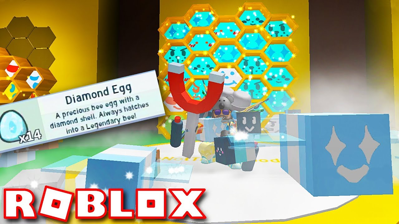 Filling My Hive With Legendary Bees Roblox Bee Swarm Simulator