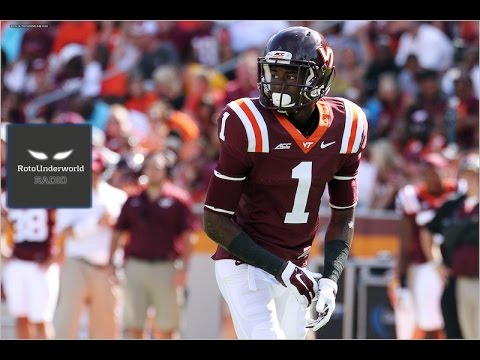 Isaiah Ford was super-productive at Virginia Tech playing against difficult competition